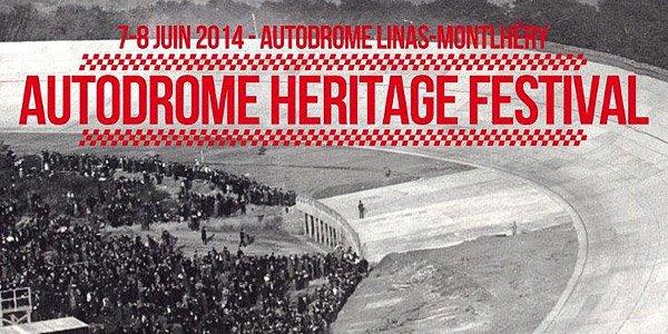 Gagnez vos entrées pour l'Autodrome Heritage Festival