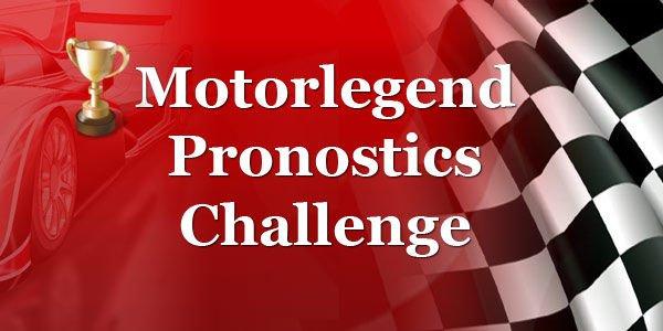 Jeu Motorlegend Pronostics Challenge