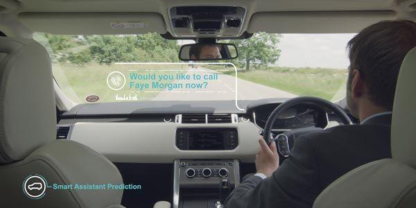 Un véhicule intelligent pour Jaguar Land Rover