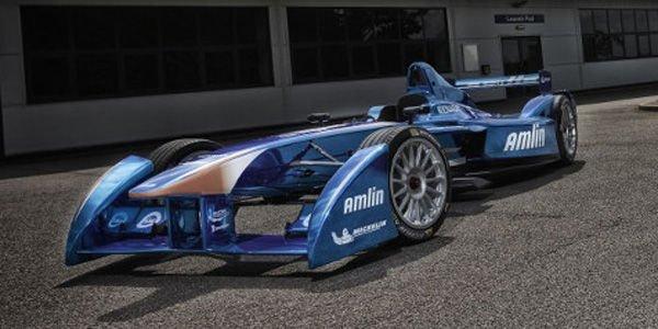 Katherine Legge arrive en Formula E