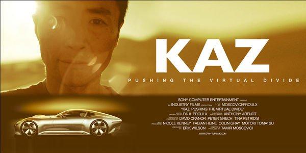 KAZ : un portrait de Kazunori Yamauchi