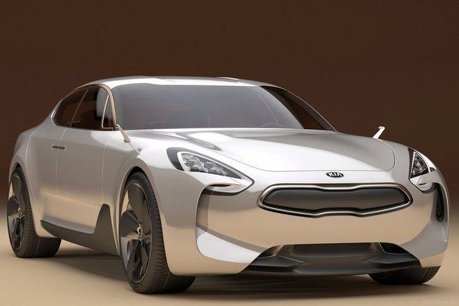 La nouvelle Kia GT en approche