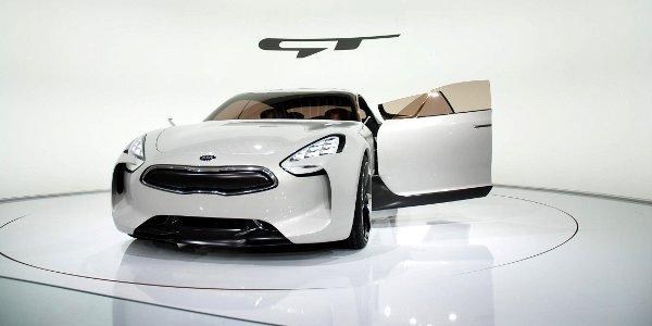 Kia GT: du concept à la réalité?
