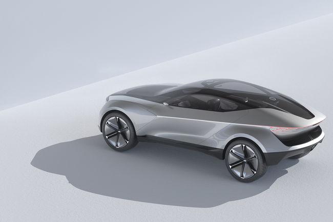 Kia Motors Futuron Concept