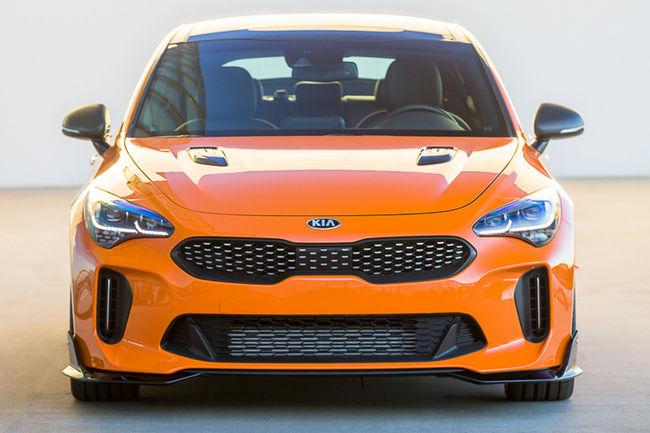 SEMA : Kia présente une Stinger GT affûtée