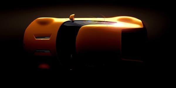 Nouveau teaser Concept Kia GT4 Stinger
