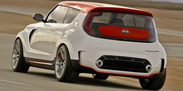 Kia Track'ster Concept : du muscle
