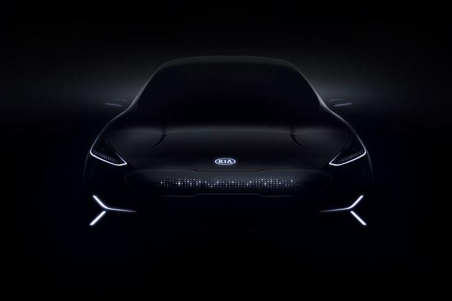 Kia : un nouveau concept électrique présenté au CES