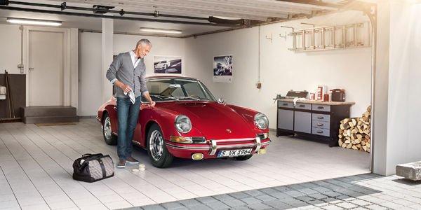Porsche Classic propose son kit d'entretien