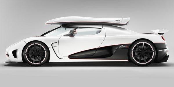 Koenigsegg Agera R, toujours plus