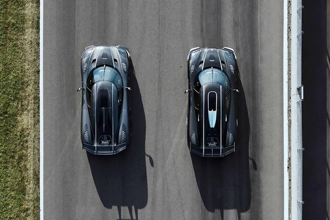 Koenigsegg présente Thor et Väder