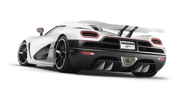 Koenigsegg Agera R, des records