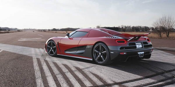 Koenigsegg Agera R : on remet ça