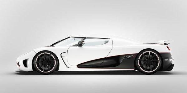 Koenigsegg Hundra : la centième