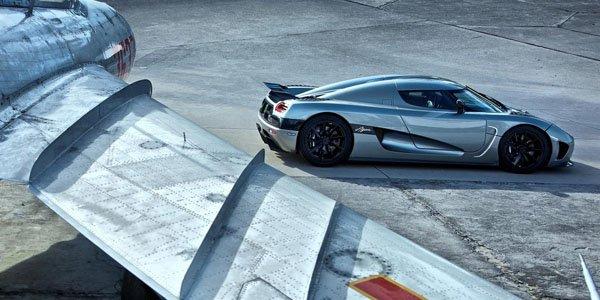 Koenigsegg débarque aux Etats-Unis