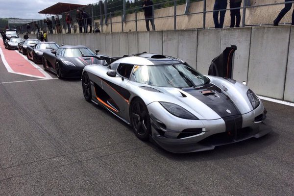la koenigsegg one 1 spa francorchamps actualit automobile motorlegend. Black Bedroom Furniture Sets. Home Design Ideas