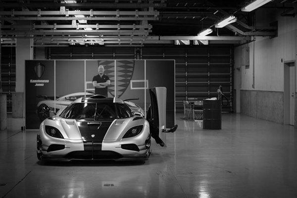 Koenigsegg bientôt sur le Ring avec la One :1