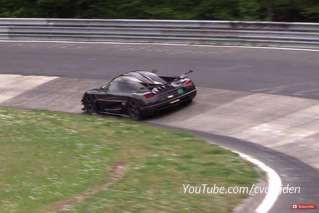 Koenigsegg est de retour sur le Ring