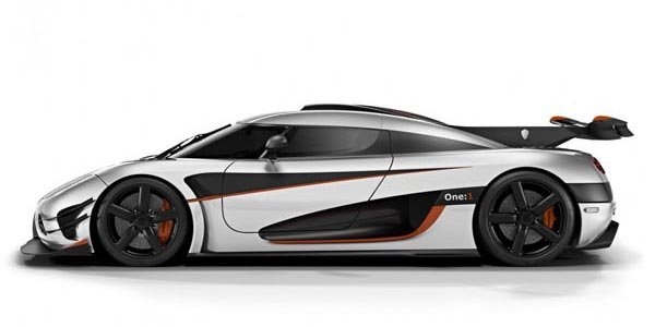 Koenigsegg lève le voile sur sa One:1