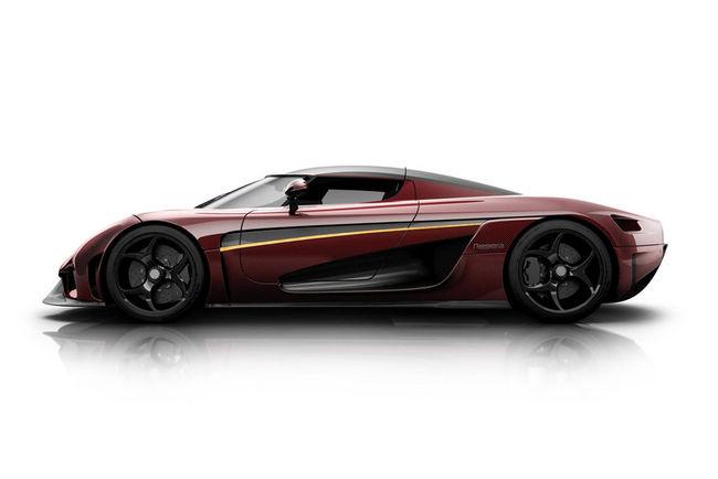 Koenigsegg Regera : deux nouvelles créations