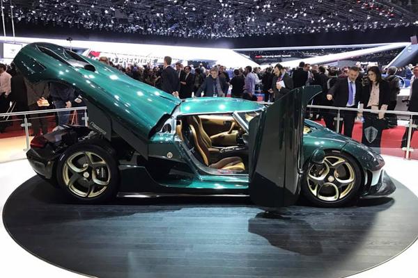 Koenigsegg : commandée aujourd'hui, livrée dans quatre ans