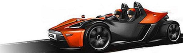 KTM se lance dans l'auto sportive