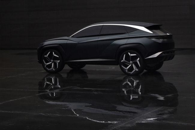 Los Angeles : Hyundai Vision T Concept