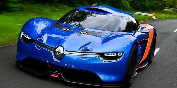 La future Alpine annoncée à 50000 euros