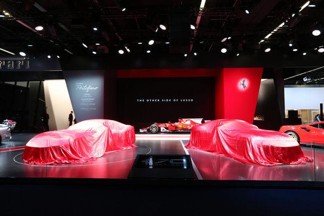Ferrari : un SUV et une Supercar électrique en approche