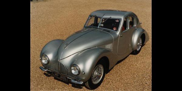 L'Aston Martin Atom 1939/40 aux enchères