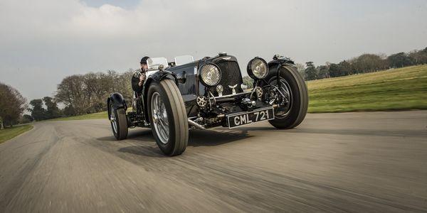 L'Aston Martin LM19 star de la vente Bonhams à Goodwood