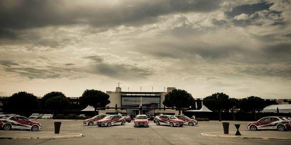 Vivez l'Audi endurance experience à 360 degrès