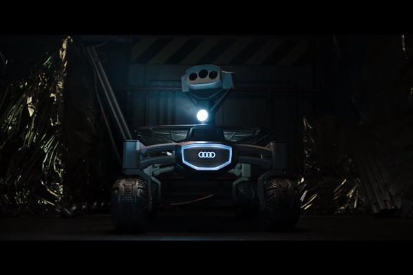 L'Audi lunar quattro fait son cinéma dans le nouvel Alien