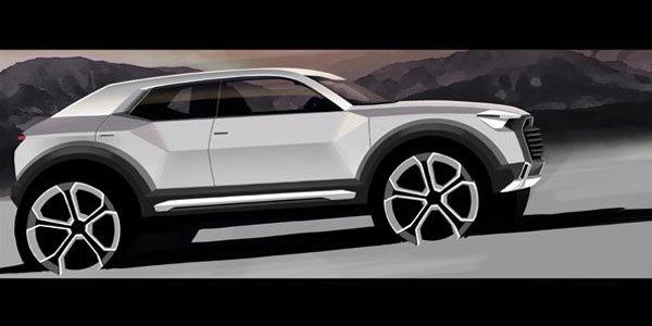 Officiel : l'Audi Q1 arrivera en 2016