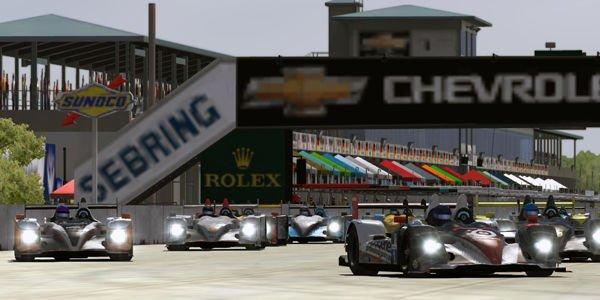Lancement d'un championnat IMSA sur iRacing