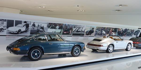 50 ans : la 911 exposée au Musée Porsche