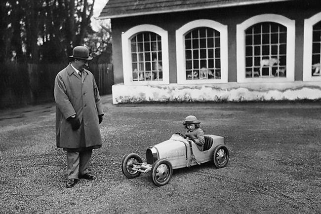 Bugatti réédite ses Baby Bugatti