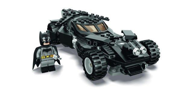 Lego : la nouvelle Batmobile bientôt disponible