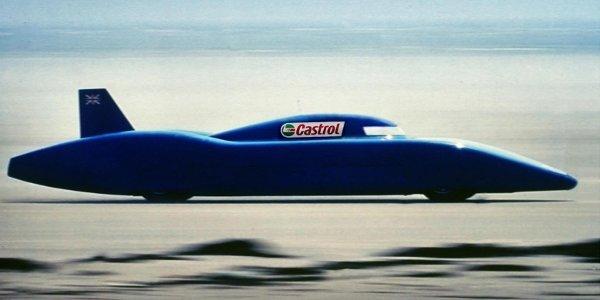 L'électrique Bluebird vise les 800 km/h