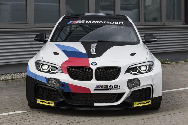 Un pack Evo pour la BMW M235i Racing Cup