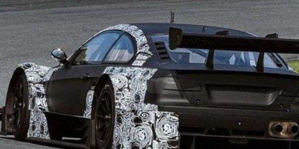 La BMW M3 DTM en essais