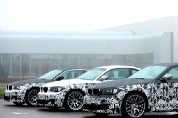 La BMW Série 1 M en vidéo