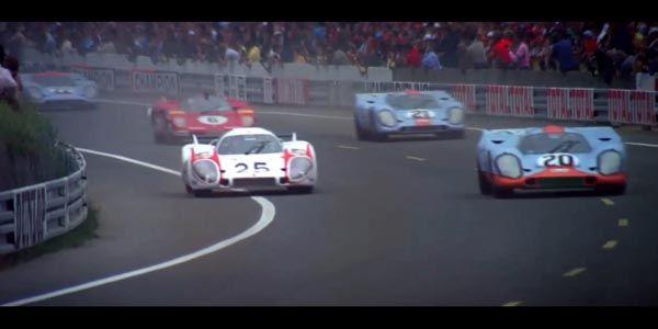 La bande originale du film Le Mans revisitée