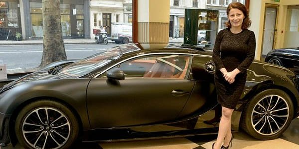 Anita Krizsan meilleure vendeuse