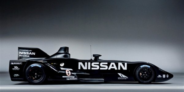 La Nissan DeltaWing au Petit Le Mans
