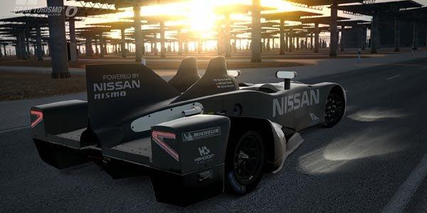 La Nissan Deltawing dans Gran Turismo 6