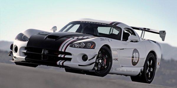 La Dodge Viper SRT-10 ACR : 7'12