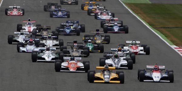 La Formule 1 à l'honneur à Silverstone
