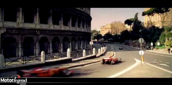 La Formule 1 s'invite à Rome !