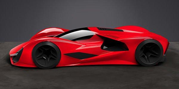 La Ferrari de demain est peut être là
